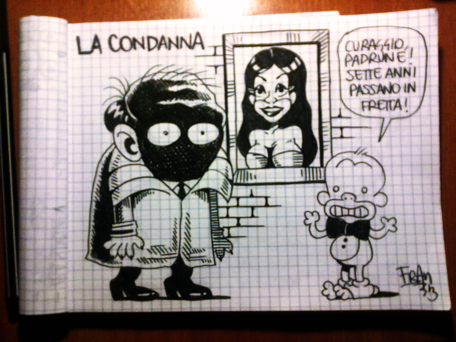 LaCondanna - giu 2013
